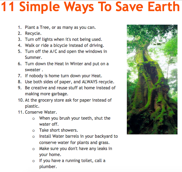 11 Simple Ways To Save Earth.png