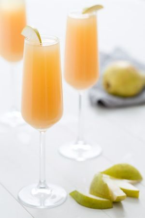 Mother's+Day+Pear+Mimosa
