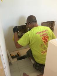 kevin-szabo-jr-plumbing-working-on-the-job